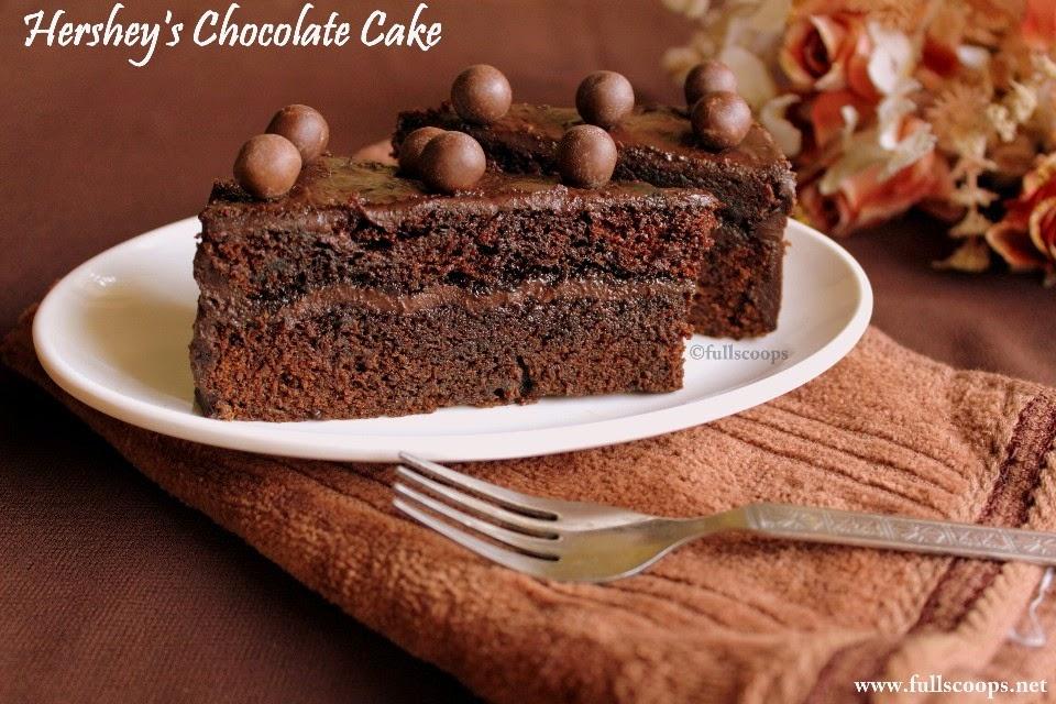 Hershey S Gluten Free Chocolate Cake